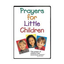 PRAYERS FOR LITTLE CHILDREN - DVD