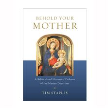 BEHOLD YOUR MOTHER - PAPERBACK