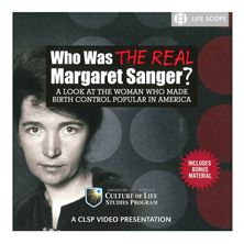 WHO WAS THE REAL MARGARET SANGER - DVD