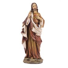 SACRED HEART STATUE - 10 INCHES