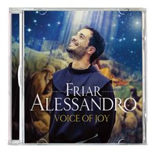 VOICE OF JOY - FRIAR ALESSANDRO  CD