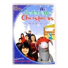 WE CELEBRATE CHRISTMAS - BIRTH OF JESUS   DVD