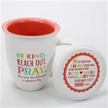 BE KIND - MUG AND COASTER SET