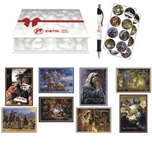 EWTN BOXED CHRISTMAS CARD SET