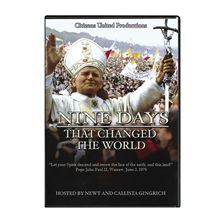 NINE DAYS THAT CHANGED THE WORLD - DVD
