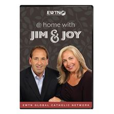 AT HOME WITH JIM AND JOY - APRIL 9, 2015