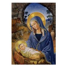 MADONNA AND CHILD - GREETING CARD ADVENT CALENDAR