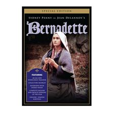 BERNADETTE: HER VISION BECAME A LEGEND - DVD