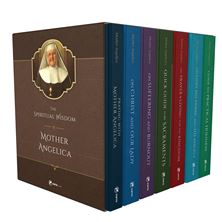 THE SPIRITUAL WISDOM OF MOTHER ANGELICA BOXED SET