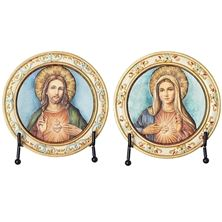 SACRED HEART and IMMACULATE HEART SET