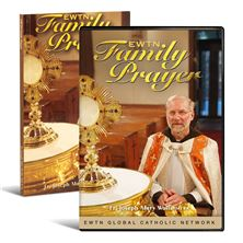 EWTN FAMILY PRAYER BOOK and DVD SET