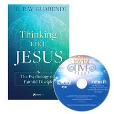 THINKING LIKE JESUS BOOK and FREE DVD