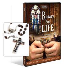 BLESSED IS THE NATION ROSARY AND DVD SPECIAL