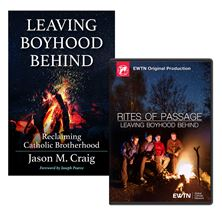 LEAVING BOYHOOD BEHIND BOOK and DVD SPECIAL