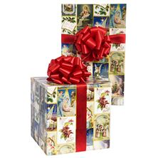 CHRISTMAS GREETINGS GIFT WRAP