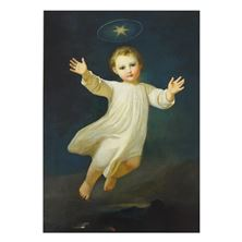 THE CHRIST CHILD CHRISTMAS CARDS (BOX OF 25)