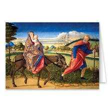 FLIGHT INTO EGYPT CHRISTMAS CARDS (BOX OF 25)