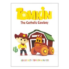 TOMKIN COLORING BOOK