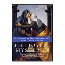 JOYFUL MYSTERIES FROM TRUE DEVOTION - AUDIO CD