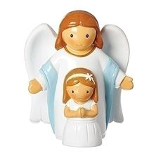 GIRL FIRST COMMUNION - LITTLE DROPS STATUE