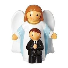 BOY FIRST COMMUNION - LITTLE DROPS STATUE