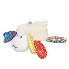 LOUIE THE LAMB LIL' LAMB  PRAYER BUDDY - 3 PRAYERS