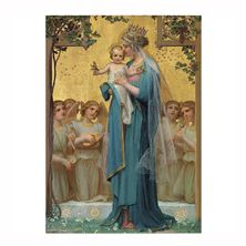 MADONNA AND CHILD - BOXED CHRISTMAS CARDS