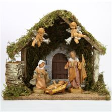 FONTANINI COLLECTION - WEDDING CRECHE