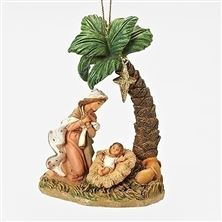 FONTANINI ORNAMENT - MARY WITH BABE