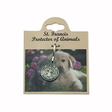 ST. FRANCIS PET MEDAL - SMALL