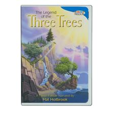 LEGEND OF THE THREE TREES - DVD