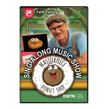 MASSTERPIECE DONUT SHOP: SING ALONG MUSIC SHOW DVD