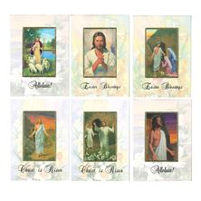 RETRO EASTER CARDS - BOX OF 12