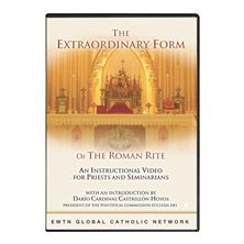 EXTRAORDINARY FORM OF THE ROMAN RITE: LOW MASS DVD