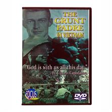 THE GRUNT PADRE IN VIETNAM - DVD