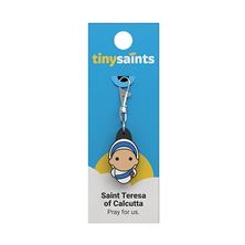ST. TERESA OF CALCUTTA - TINY SAINTS CLIP-ON