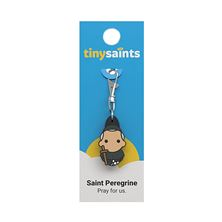 ST. PEREGRINE - TINY SAINTS CLIP-ON