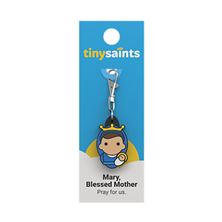 MARY, BLESSED MOTHER - TINY SAINTS CLIP-ON