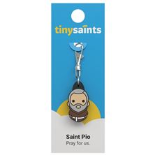 ST. PADRE PIO - TINY SAINTS CLIP-ON