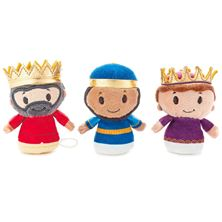 LITTLE BITTS THREE WISE MEN NATIVITY PACK (SET OF 3)
