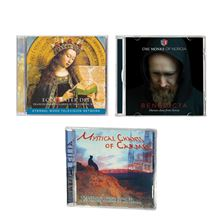 GREGORIAN CHANT SPECIAL - 3 CD SET
