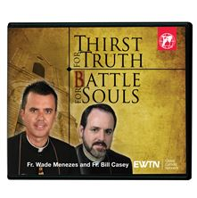 THIRST FOR TRUTH BATTLE FOR SOULS CD