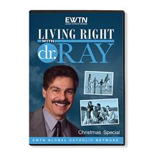 LIVING RIGHT WITH DR. RAY - CHRISTMAS SPECIAL DVD