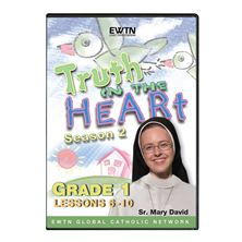 TRUTH IN THE HEART - SEASON II - GRADE 1 - DVD
