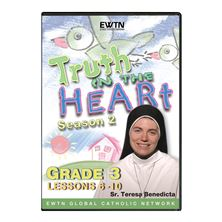 TRUTH IN THE HEART - SEASON II - GRADE 3 - DVD