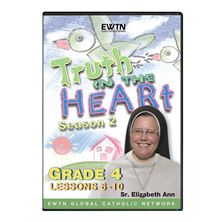 TRUTH IN THE HEART - SEASON II - GRADE 4 - DVD