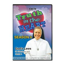 TRUTH IN THE HEART - SEASON VI - GRADE 4 - DVD