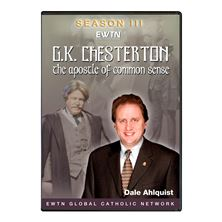 G.K. CHESTERTON APOSTLE OF COMMON SENSE 3 - DVD