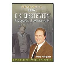 G.K. CHESTERTON APOSTLE OF COMMON SENSE 4 - DVD