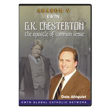 G.K. CHESTERTON APOSTLE OF COMMON SENSE 5 - DVD